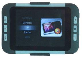 Pocket TV  Muvid TVB-T 103 für 39,90€ inkl. Versand als eBay WOW