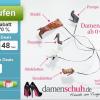 30-Euro-Gutschein für Damenschuh.de nur 9€ bei Dailydeal