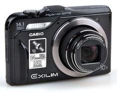 Ebay WOW: Digitalkamera Casio EXILIM EX-H20G mit 14,1 Megapixeln und GPS nur 199€ versandkostenfrei