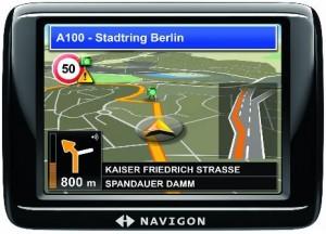 Navigationsgerät Navigon 20 Plus Europa 20 nur 81,49 € versandkostenfrei bei Amazon