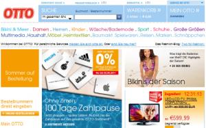 Kostenlos shoppen bei OTTO - mit Neukundengutschein und ohne Versandkosten sparst Du 15,95€