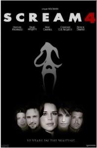 """2 Kinokarten für """"Scream 4"""" für nur 50 Cent"""