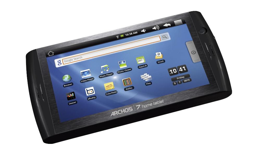 Archos 7 Home Tablet V2 für 99,97€ versandkostenfrei bei Amazon