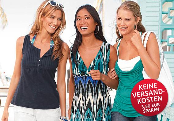 Nur noch heute: Versandkostenfrei Mode shoppen bei C&A