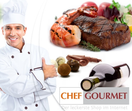60-Euro-Gutschein für Delikatessen bei chefgourmet.de nur 26€ bei DailyDeal