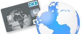 Kostenloses Girokonto DKB Cash: weltweit gebührenfrei Bargeld abheben, günstige Dispozinsen