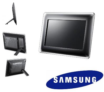 Digitaler Bilderrahmen von Samsung für 65,98€ inklusive Versandkosten