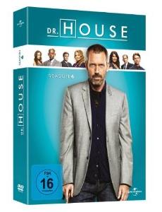 6. Staffel Dr. House auf DVD kaufen und bei jeder weiteren Staffel 40% Rabbat einstreichen