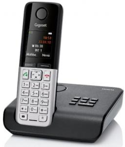 WOW!-Angebot bei eBay: Schnurlostelefon SIEMENS GIGASET C300A mit Anrufbeantworter für 39,90€