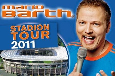 Mario Barth live: 2 Tickets für die Stadiontour ab 31,90€ bei Groupon