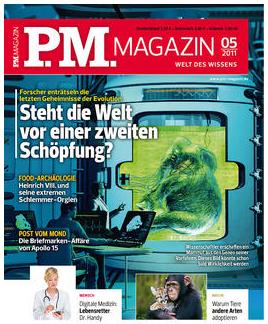 Günstige Abos: P. M. Magazin ein Jahr für 5,80€ - weitere Zeitschriften im Angebot