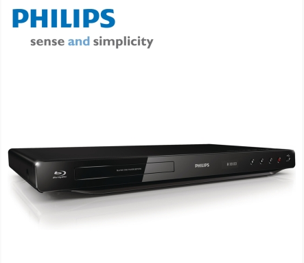 philips blu ray disc player f r 71 94 inklusive. Black Bedroom Furniture Sets. Home Design Ideas