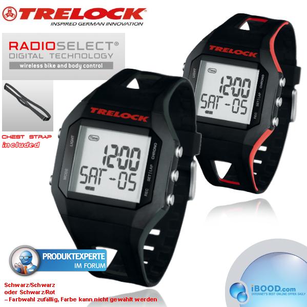 iBOOD des Tages: Trelock Pulscomputer BT 900 nur 19,95€ versandkostenfrei