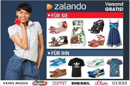 35% Rabbat auf Schuhe bei zalando dank Groupon-Gutschein für 20€