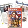 Günstige Zeitschriften-Jahresabonnements: DIE ZEIT ab 77,20€, DER SPIEGEL für 87,60€, WELT AM SONNTAG für 51,20€