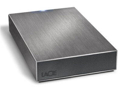 externe festplatte lacie minimus usb 3 0 mit 2tb speicher. Black Bedroom Furniture Sets. Home Design Ideas