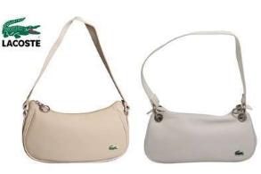 Lacoste Handtasche Baguette Bag in zwei verschiedenen Farben für nur 29,99€ zuzüglich Versand bei Ebay