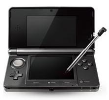 Ab 12 Uhr: Nintendo 3DS schwarz versandkostenfrei für 179€ bei notebooksbilliger.de