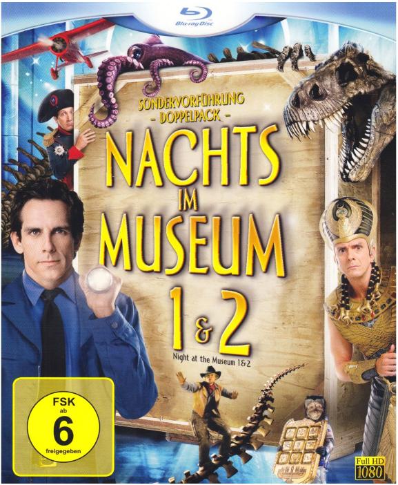 Nachts Im Museum Teile