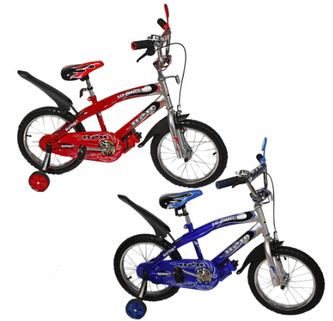 16 zoll kinderfahrrad mit st tzr dern bei ebay f r 69 95. Black Bedroom Furniture Sets. Home Design Ideas