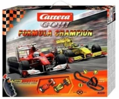 carrera bahn go formula champion f r nur 39 90. Black Bedroom Furniture Sets. Home Design Ideas