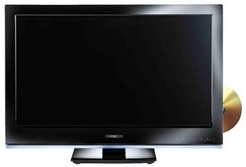full hd fernseher orion tv 24 lb 975 mit integriertem dvd. Black Bedroom Furniture Sets. Home Design Ideas