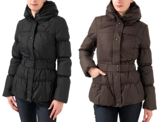 Winterjacke vero moda schwarz