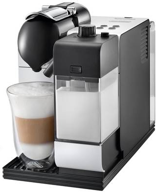 kaffeemaschine delonghi nespresso lattissima en 520 w f r 209 90 frei haus bei cyberport. Black Bedroom Furniture Sets. Home Design Ideas