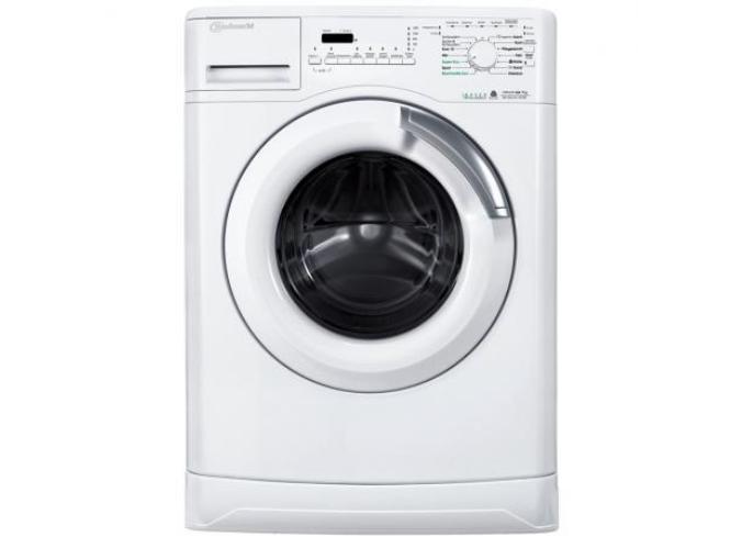 Waschmaschine Bauknecht WA Sense XL 42 BW für 373€ frei  ~ Waschmaschine Jahresverbrauch