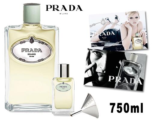 750ml eau de parfum prada infusion f r 86 90 inklusive versandkosten bei. Black Bedroom Furniture Sets. Home Design Ideas