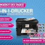Epson Stylus Office BX935FWD Fax, W-LAN, Duplex